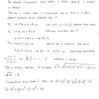 Soluzione quesito 6 - seconda prova scientifico maturità 2018