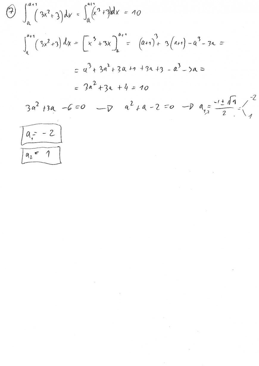 Soluzione quesito 7 - seconda prova scientifico maturità 2018