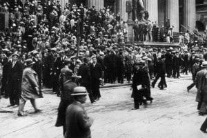 Crisi del 1929: cause e conseguenze