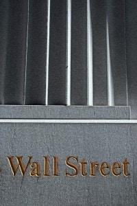 Wall Street, sede della Borsa di New York