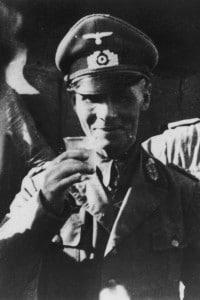 Erwin Rommel a El Alamein