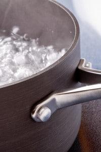 L'ebollizione, ovvero il passaggio da uno stato liquido a gassoso