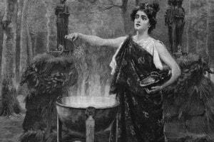 Medea: dipinto di R. Willis Maddox