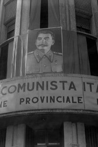 Federazione milanese del PCI, foto del 1953