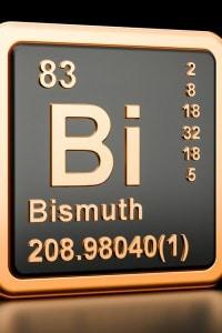 Al di sopra dell'elemento del bismuto (Z=83) non esistono più nuclidi stabili