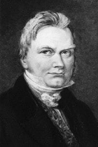Jöns Jacob Berzelius, chimico svedese che scoprì il torio