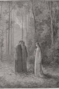 Dante parla con Pia de Tolomei