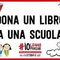 #Ioleggoperché 2018: dona un libro a una scuola