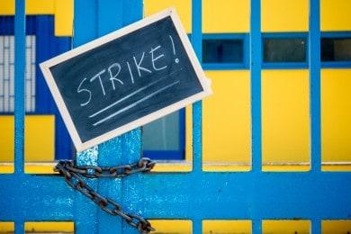 Sciopero scuola: seconda data a dicembre 2018
