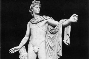 Apollo: divinità della religione greca