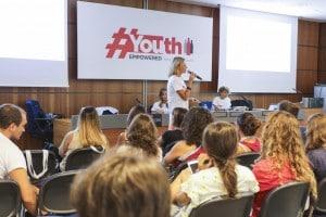 Orientamento al lavoro con i dipendenti di Coca Cola HBC Italia