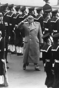 Anche la Jugoslavia di Josip Broz Tito fu tra i paesi non allineati che proponevano un'alternativa al modello stalinista