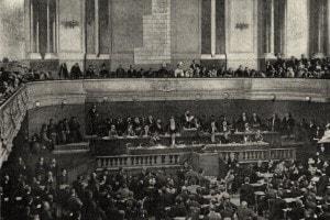 Il secondo congresso sionista a Basilea di Theodor Herzl