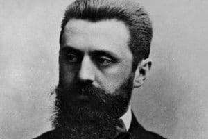Theodor Herzl: il fondatore del movimento sionista