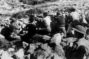 Battaglia di Gerusalemme, 1948