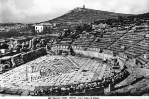 teatro di Dioniso ad Atene