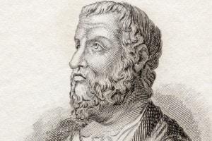 Isocrate (436 a. C.-338 a.C.): antico retore greco