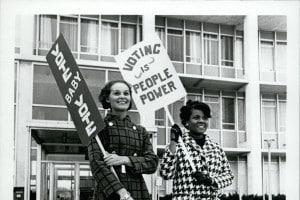 Femministe per il diritto di voto