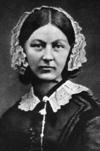 Florence Nightingale: fu la prima donna a ricevere l'Ordine al merito per i suoi instancabili sforzi durante la guerra di Crimea