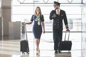 Quello dell'assistente di volo è un lavoro gratificante ma anche molto complesso