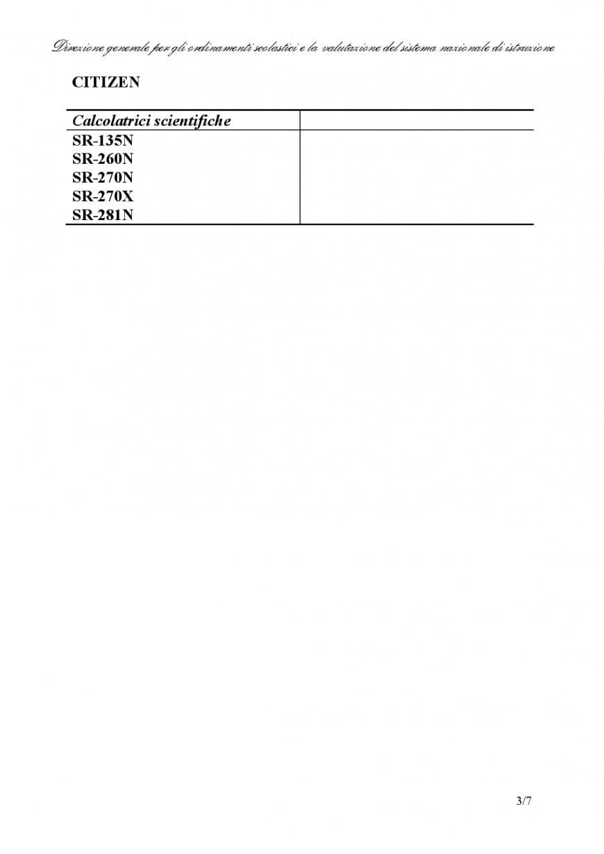 Seconda prova maturità 2019: elenco calcolatrici ammesse