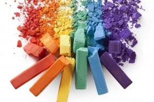 Tesina terza media sui colori