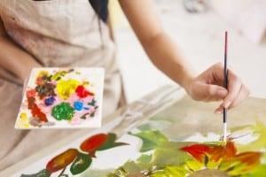 Come diventare un pittore di successo