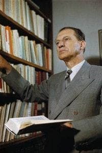 Alcide De Gasperi, deputato e Presidente del Consiglio della Repubblica Italiana