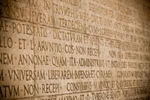Antiquitates rerum humanarum et divinarum di Marco Terenzio Varrone