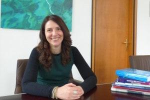 L'astrofisica Marica Branchesi