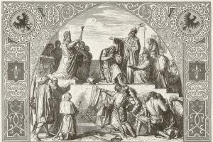 Il feudalesimo è il passaggio antecedente alla signoria fondiaria