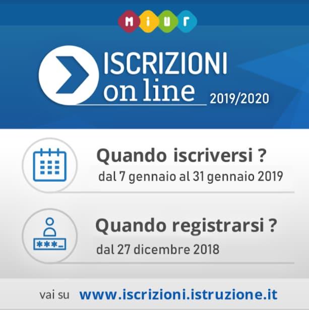 c739d4c2b0 Iscrizioni scuola 2019/2020: date e scadenze dal Miur | Studenti.it