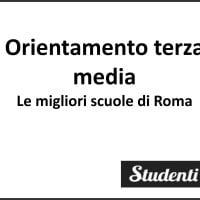 Licei e istituti tecnici: le migliori scuole di Roma secondo eduscopio 2018