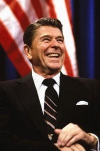 Ronald Reagan nel 1983