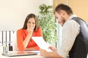 Le 10 cose da non fare al colloquio di lavoro