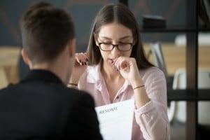 Psicologia del colloquio di lavoro: a volte un gesto dice più di mille parole
