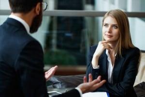 Professionalità e atteggiamento positivo: sono le due cose di cui non puoi fare a meno in un colloquio di lavoro