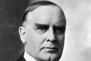 William McKinley: il 25° presidente degli Stati Uniti d'America, dal 1897 al 1901.