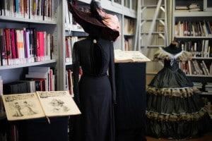 Accademia Costume e Moda, biblioteca