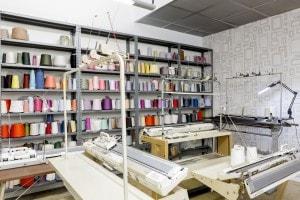 Istituto Europeo di Design, laboratorio di maglieria