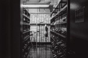 Un laboratorio dell'istituto Polimoda di Firenze