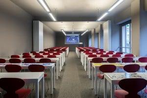 Aula dell'Istituto Marangoni