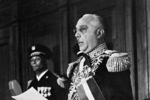 Rafael Leónidas Trujillo Molina (San Cristóbal, 24 ottobre 1891 – Santo Domingo, 30 maggio 1961)