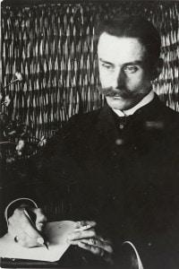 Ritratto di Thomas Mann (1875-1955)
