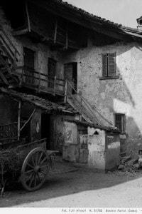 La casa di Giuseppe Parini, a Bosisio