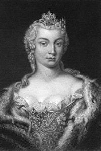 Maria Teresa d'Austria (1717-1780)