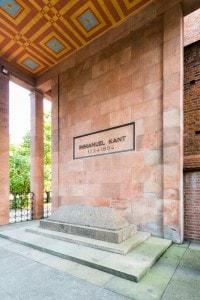 Tomba di Immanuel Kant