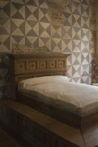 La camera da letto di Giulietta, Verona