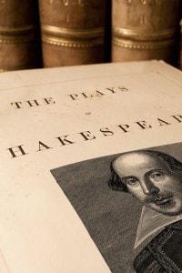 La carriera e la produzione di William Shakespeare si possono dividere in quattro fasi
