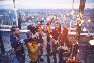 Perché il Capodanno si festeggia la notte del 31 dicembre